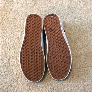Vans Shoes - Vans X Peanuts Checkerboard Slip-On Sneaker